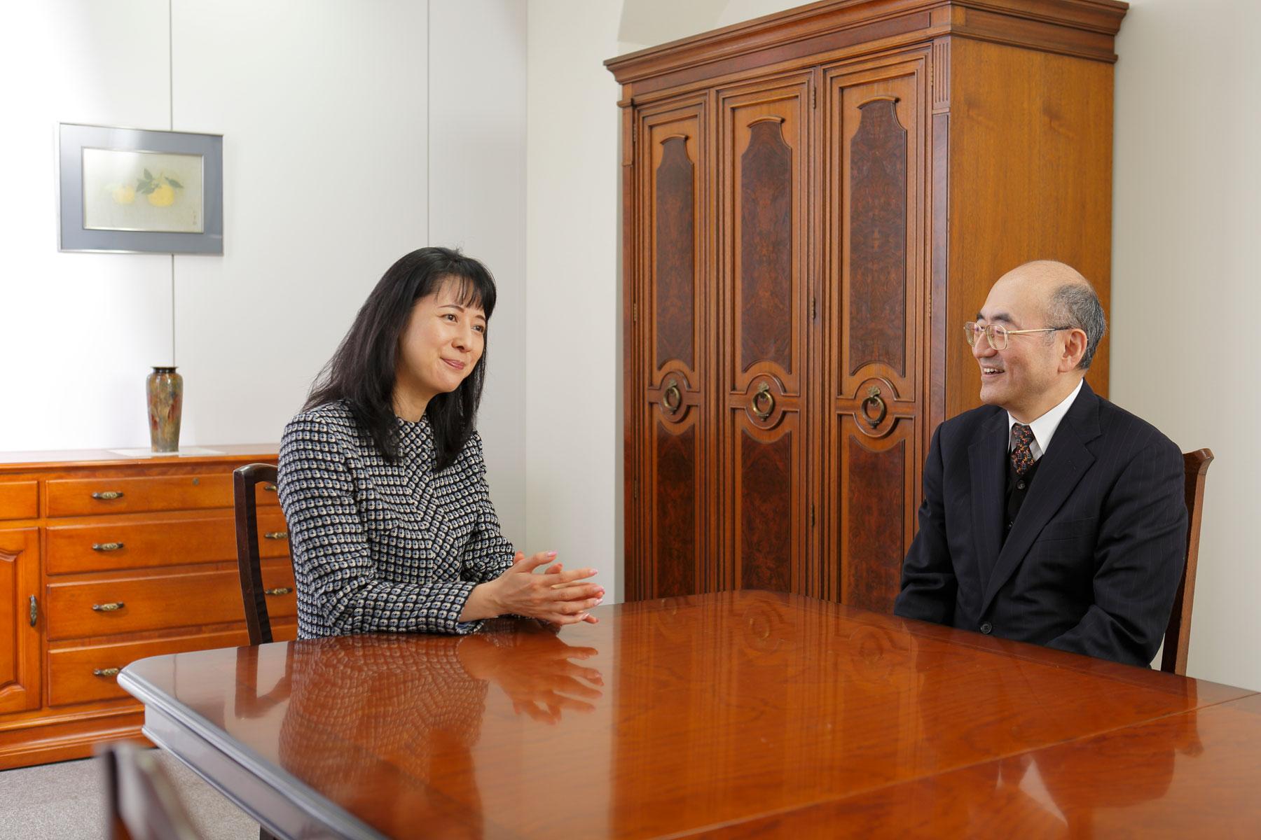 インタビュー 鷺坂 長美